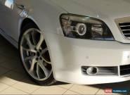 2007 Holden Statesman WM Heron White Automatic A Sedan for Sale