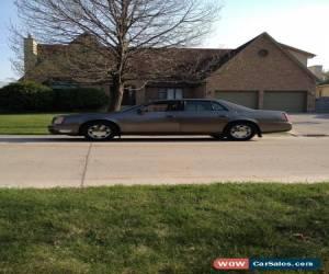 Classic Cadillac: DeVille for Sale