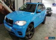 2012 BMW X5 XDRIVE 3.0d RIVIERA BLUE for Sale