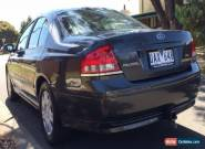 Ford Falcon XT (2006)4D Sedan Automatic Logbook Service & History for Sale