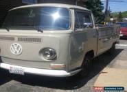 1968 Volkswagen Bus/Vanagon for Sale
