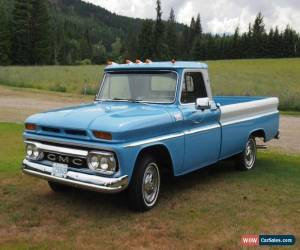 Classic 1966 GMC pickup for Sale