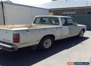 1985 Datsun 720 Ute for Sale