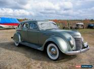 1937 Chrysler Other for Sale