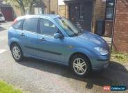 FORD FOCUS ZETEC SE 1.6 PETROL for Sale
