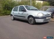 Renault Clio Alize 16V 1.4L Petrol (MOT 29/11/16) for Sale