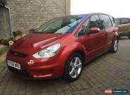 2006 Ford S-Max 2.0 TDCi Titanium 5dr 7 Seater - Re-listed Due to Timewaster for Sale