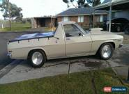 HQ HOLDEN UTE for Sale