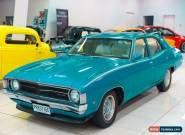 1973 Ford Falcon XA 500 Teal Blue Manual 4sp M Sedan for Sale
