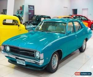 Classic 1973 Ford Falcon XA 500 Teal Blue Manual 4sp M Sedan for Sale