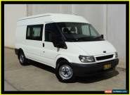 2005 Ford Transit VJ Mid (MWB) White Automatic 5sp A Van for Sale