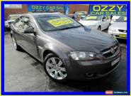 2009 Holden Commodore VE MY09.5 International Charcoal Automatic 4sp A Sedan for Sale