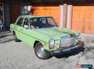 1975 Mercedes-Benz 300-Series for Sale