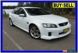 Classic 2007 Holden Commodore VE SS White Automatic 6sp A Sedan for Sale