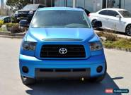 Toyota: Tundra CUSTOM for Sale