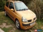 Renault Clio 1.2 16v 3dr for Sale