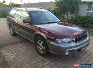 Subaru Outback 1996 AWD Wagon with NSW Blue Slip Safety Certificate for Sale