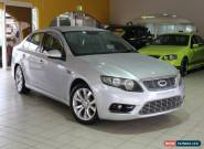 2009 Ford Falcon FG G6E Silver Automatic A Sedan for Sale