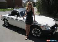 1980 MG MGB MKIV for Sale