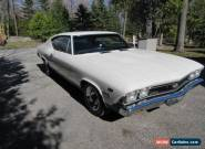 1968 Chevrolet CHEVELLE REAL SS for Sale