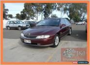 2000 Holden Calais VX Burgundy Automatic 4sp A Sedan for Sale