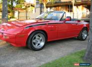 VERY RARE SERIES 2 RX7 CONVERTIBLE for Sale