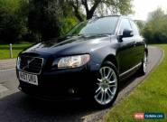 Volvo s80 2.4 D5 Manual 185 BHP 4dr Black 61K for Sale