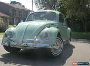 1967 Beetle deluxe 1300 Manual for Sale