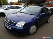 2004 VAUXHALL VECTRA LS CDTI 8V BLUE for Sale