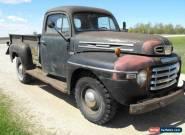 1950 Mercury M-68  for Sale