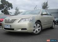 2007 Toyota Camry Altise V6 Sedan Automatic  for Sale