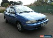 Ford Festiva Auto 5 Door Hatch EFI Cold air cond CD Power steeringClean&Tidy for Sale