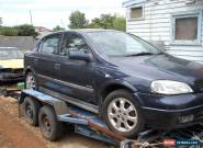 2001 astra 4 door hatch for Sale