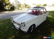 Triumph Herald (1962) 2 door Saloon, manual 4 speed, licensed and complete for Sale
