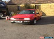 VW Golf Mk3 - Famous car - Low Milage - 12 Months MOT for Sale