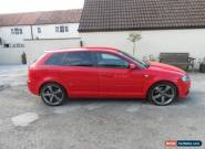2006 AUDI A3 TDI S LINE QUATTRO RED 170bhp for Sale