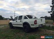 Holden Rodeo 2004 LT (4x4) for Sale