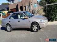 Toyota Camry 2001 V6 Conquest, Auto with Rego for Sale