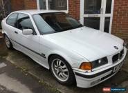 1996 N BMW 316I AUTO WHITE 3DOOR for Sale