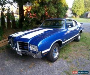 Classic 1971 Oldsmobile 442 for Sale