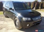 2007 Ford Territory Turbo - 320awkw 950nm for Sale