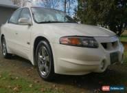 Pontiac: Bonneville SSEi Supercharged for Sale