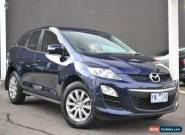 2011 Mazda CX-7 ER Series 2 Classic Wagon 5dr Activematic 5sp 2.5i for Sale