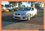 Classic 2007 Holden Commodore VE SS Silver Automatic 6sp A Sedan for Sale