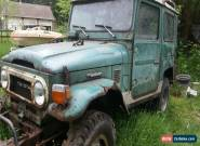 1977 Toyota Land Cruiser FJ 40 for Sale
