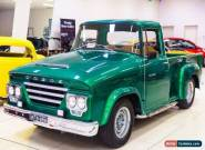 1972 Dodge D Series Green Automatic A PICK UTE/UTE for Sale