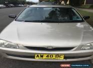 Mazda 323 Astina 2000 5D Hatchback Automatic Unregistered for Sale