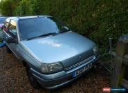 RENAULT CLIO MK1 1.4 RT 3 DOOR EASY PROJECT for Sale