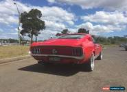 FORD MUSTANG 1967 GTA FASTBACK for Sale