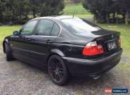 BMW 323i 6 Cylinder, 2000 Model for Sale